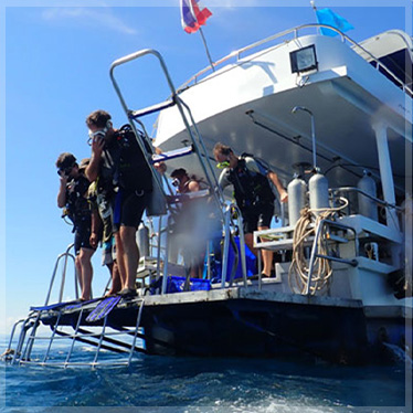 Boat Diver Specialty hurghada