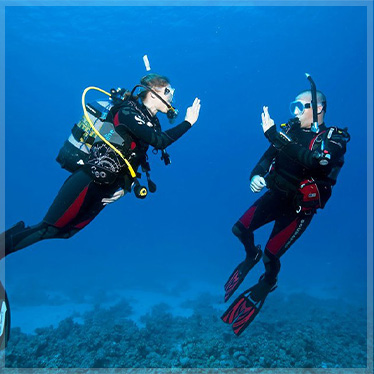 Advanced open Water Diver hurghada