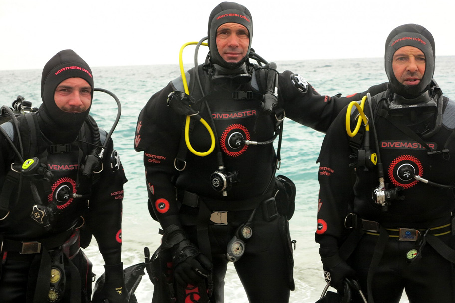 dry suit specialty