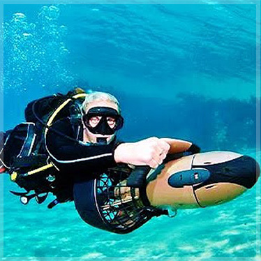 diver propulsion vehicle specialty hurghada