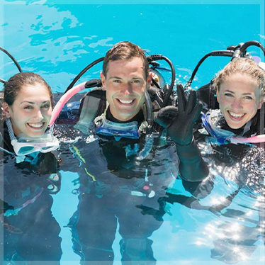PADI Scuba Review hurghada